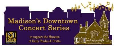 Madison Downtown Concert Series logo