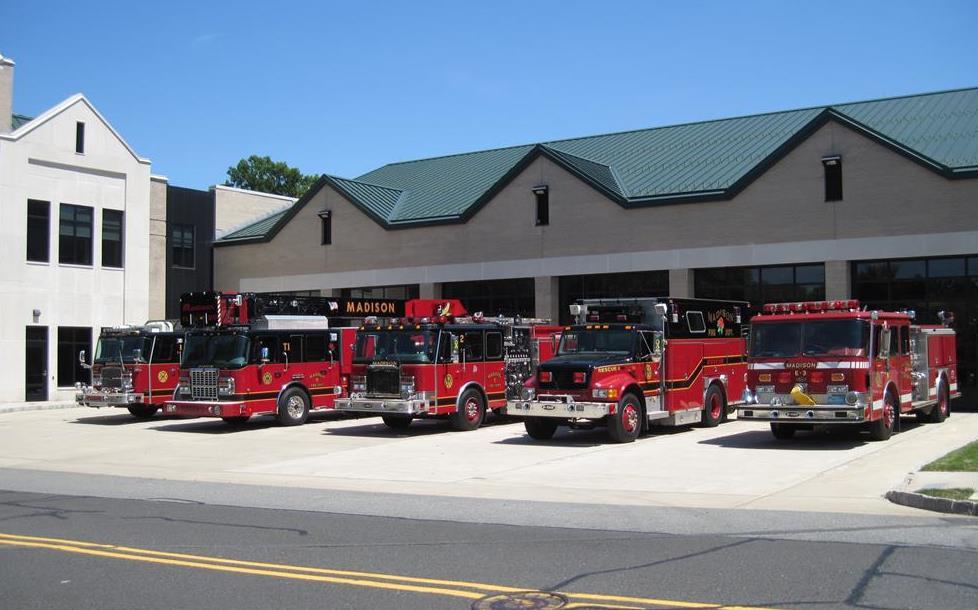 Fire Department Madison Borough Nj