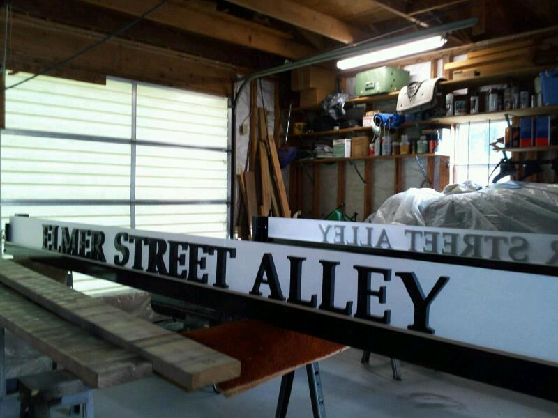 Alley Signs Shop
