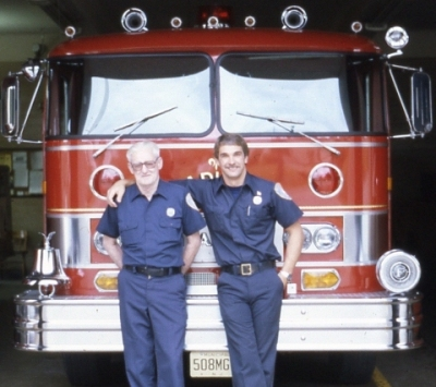 Firemen of the 1980s