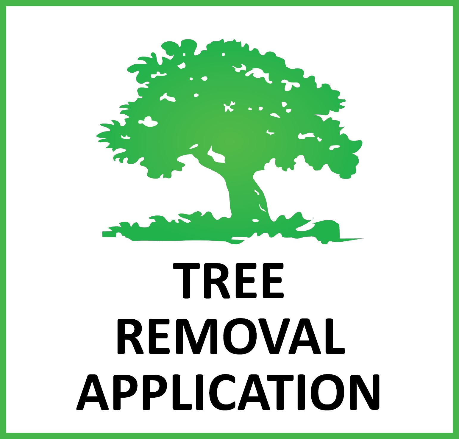 Tree Removal Application