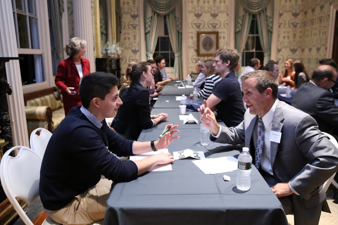 cecm speed networking